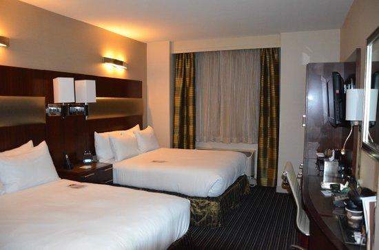 doubletree by hilton hotel new york city financial district chambre avec lits jumeaux - Lits Jumeaux
