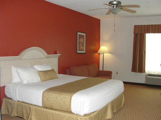 BEST WESTERN Palo Duro Canyon Inn & Suites: King Suite-Handicap