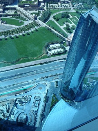 Observation Deck at 300: City view