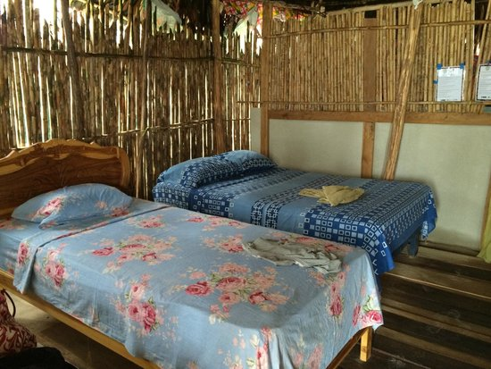 Cabanas Coco Blanco: Quarto
