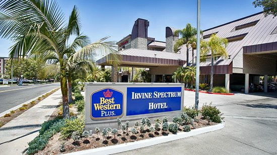 BEST WESTERN PLUS Irvine Spectrum Hotel