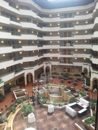 Embassy Suites by Hilton Greensboro - Airport: Greensboro NC Embassy Suites hotel