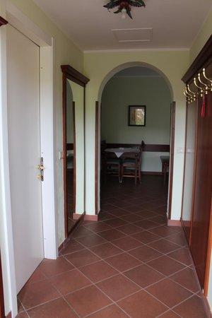 Cordial Hotel & Golf Resort Pelagone : Eingang Appartement