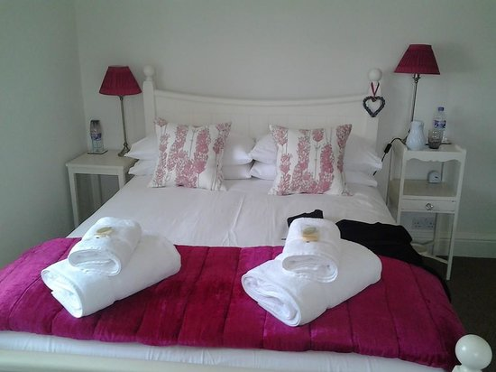 Ash Meadows Guest House: Lovely bedroom