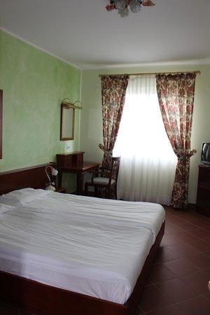 Cordial Hotel & Golf Resort Pelagone : das Schlafzimmer