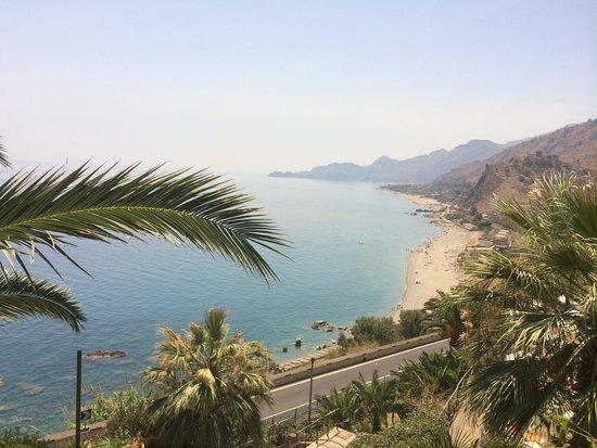 بايا تاورمينا جراند بالاس هوتلز آند سبا: Great views