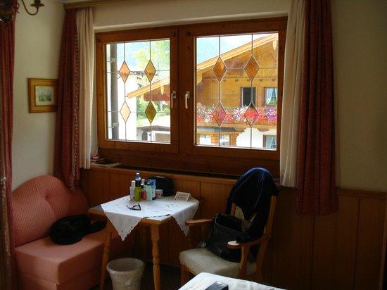 Hotel das liebling: Room interior