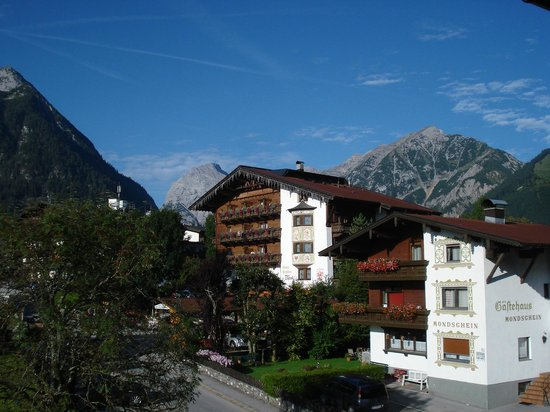 Hotel das liebling: View from our room (1)