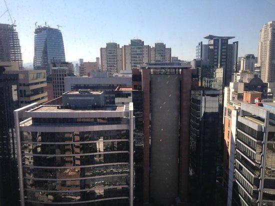 Pullman Sao Paulo Vila Olimpia Hotel: Vistas