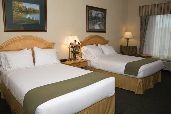 Holiday Inn Express Hotel & Suites Watertown-Thousand Islands: Standard Double Room