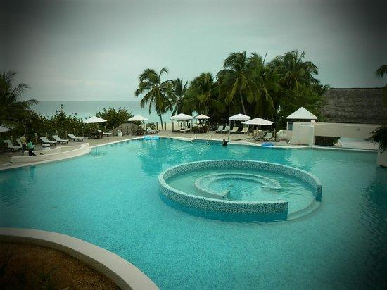 Melia Las Americas: One of the Pools