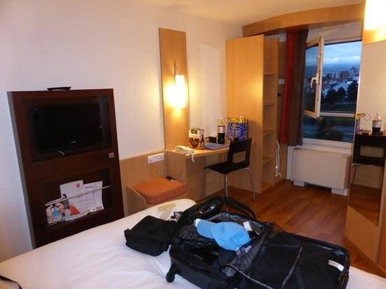 Ibis Clermont-Ferrand Sud Carrefour Herbet : small but clean