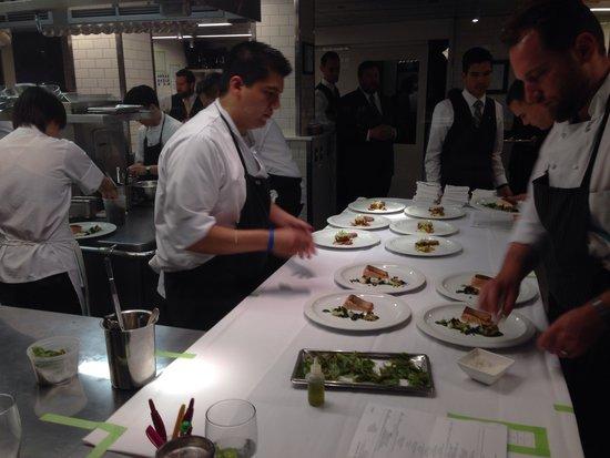 Menton : Kitchen