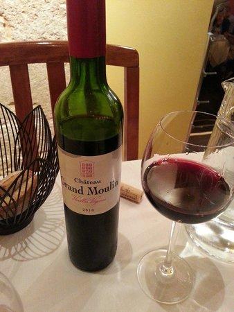 Les Vignes : Corbières, old vines, 2010 ... jewel
