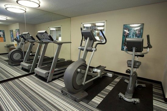 Candlewood Suites At CityCentre-Energy Corridor: Fitness Center