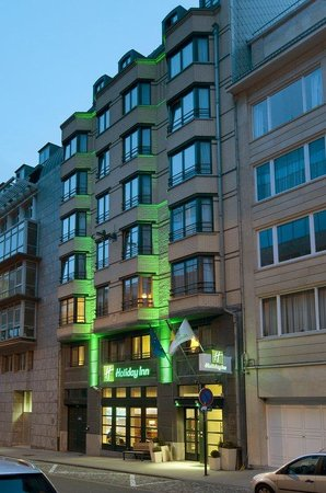 "Holiday Inn Brussels Schuman: ""Welcome in Holiday Inn Brussels-Schuman"""