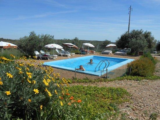 Camping Os Anjos : swimmingpool