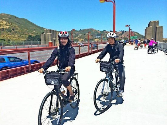 San Francisco Tours and Bike Rentals