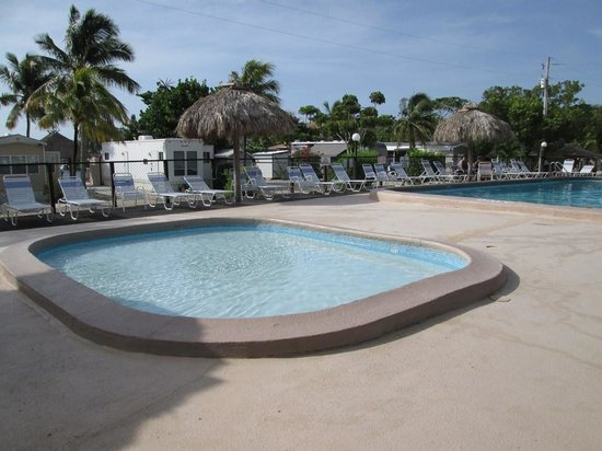 Key Largo Kampground and Marina: Kiddie Pool