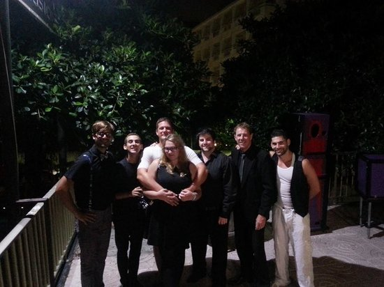 House of Illusion: Wonderful Evening and what a bonus getting to meet the actual magicians!