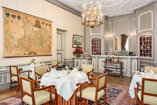 NH Heemskerk Marquette: Restaurant