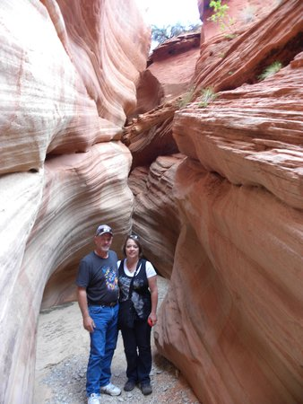 Dreamland Safari Tours : Slot Canyon