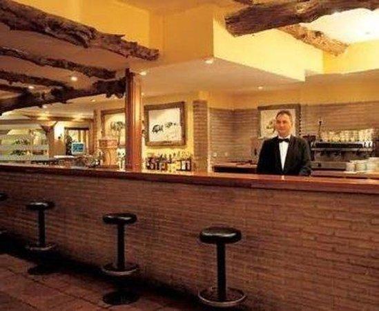 Hotel La Perdiz: Interior