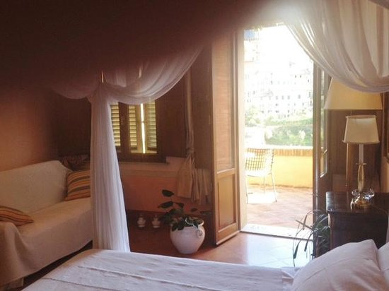 Campo Regio Relais: suite / terrace