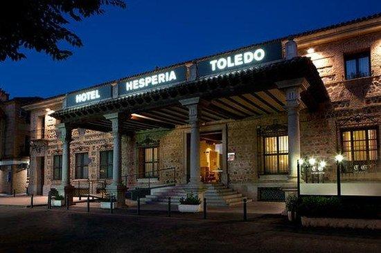 托萊多黑斯佩里亞酒店