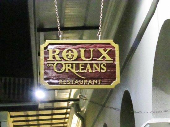 Roux on Orleans: Roux