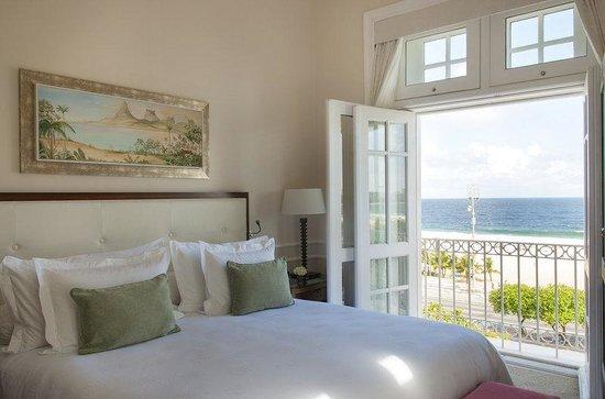 โรงแรมโคปาคาบานา พาเลซ: Beach View