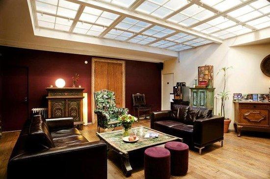 Hotel Hellsten: Lobby Hellsten