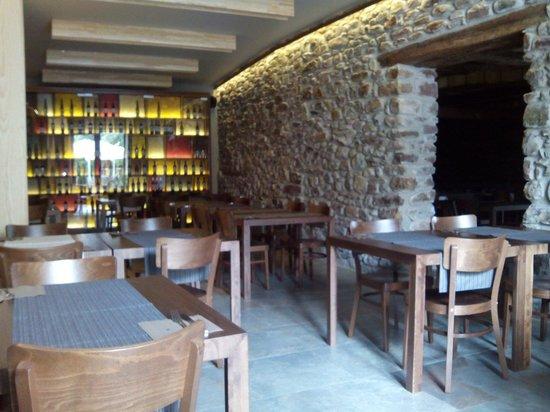 Hotel Diamo: Comedor del restaurante