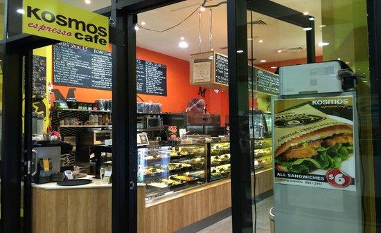 Kosmos Espresso Cafe