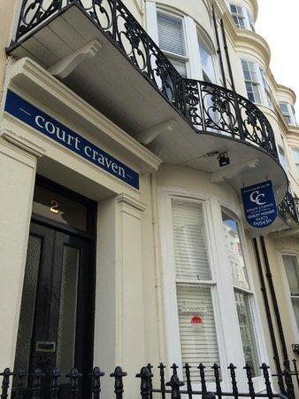 Court Craven Guest House: Exterior