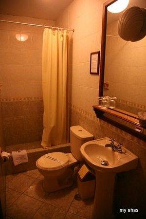 Hotel Casona Colon Inn: Bathroom