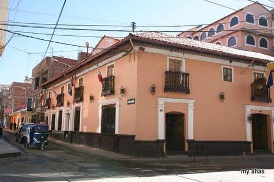 Hotel Casona Colon Inn: Hotel exterior