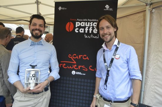 Gardelli Coffee: Italian Brewers Cup CHampion 2014