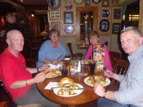 Old Forge Toby Carvery: Filling the belly's!