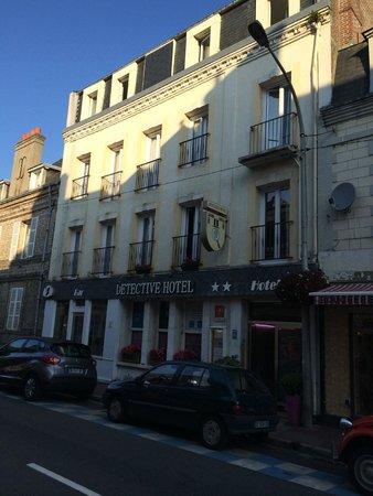 La struttura bild fr n detective hotel etretat tripadvisor - Detective hotel etretat ...