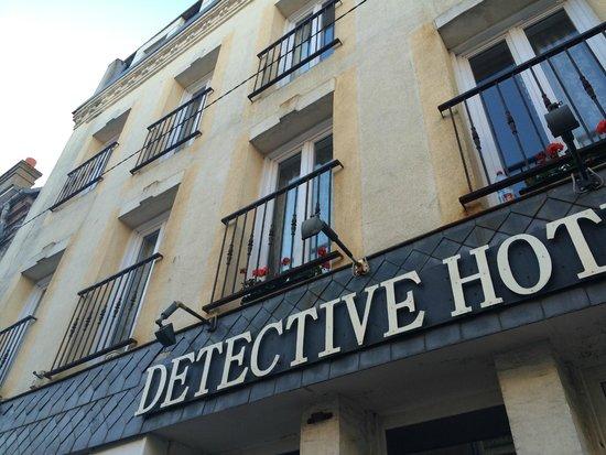 La struttura picture of detective hotel etretat tripadvisor - Detective hotel etretat ...