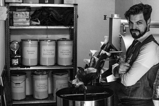Gardelli Coffee: Roasting Lab