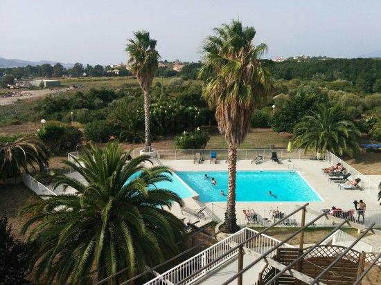 Adonis Saint Florent - Résidence Citadelle : Vista camera su piscina