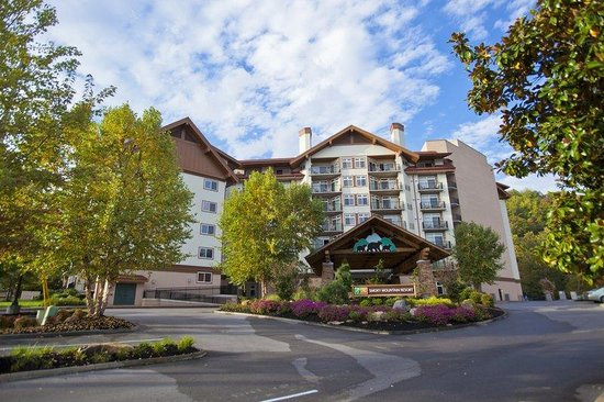 Holiday Inn Club Vacations Smoky Mountain Resort: Hotel Exterior