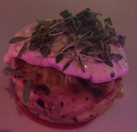 Silo Restaurant  - 1604: All Jumbo Lump Crabcake with Caper Dill Tarter Sauce
