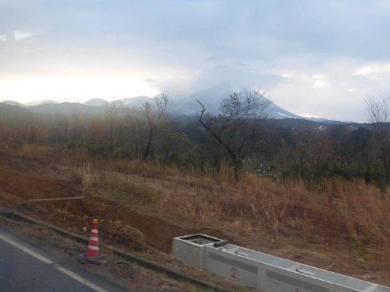 Mt. Daisen: 大山