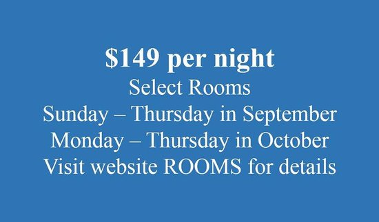 Bayfront Westcott House Bed & Breakfast: Special Rate $149