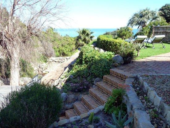 Ocean View House Garden