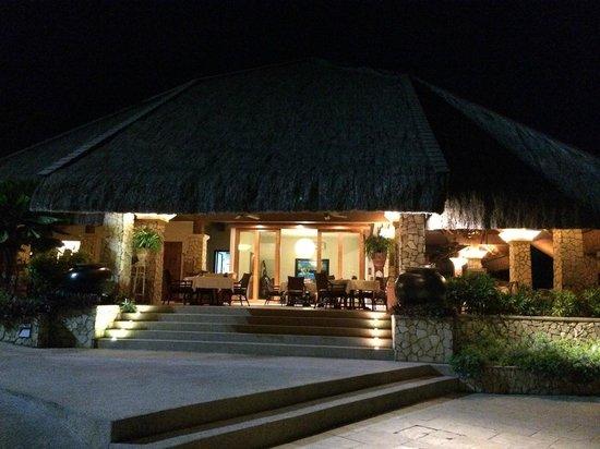 Eskaya Beach Resort & Spa: Restaurant