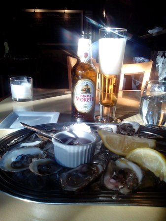 Maestro S.V.P. : Fresh oysters at a great price!